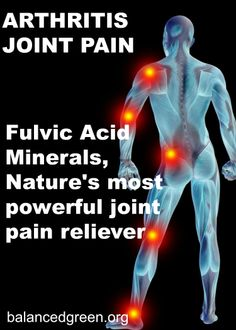 Ormus Minerals --Probiotics Powder with Fulvic Acid Minerals benefit - joint pain